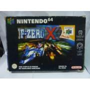 F-ZERO X pal complet