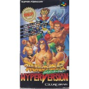 HIRYU NO KEN S Golden Fighter Hyper Version