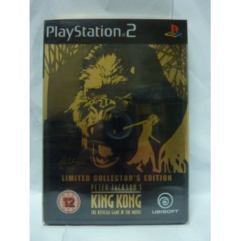 PETER JACKSON KING KONG LIMITED COLLECTOR'S COLLECTION