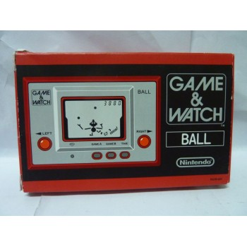 BALL Game & Watch Club Nintendo