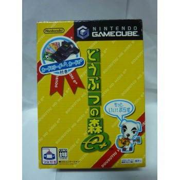 DOBUTSU NO MORI (animal crossing) Box