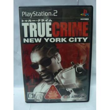 TRUE CRIME : NEW YORK CITY japan