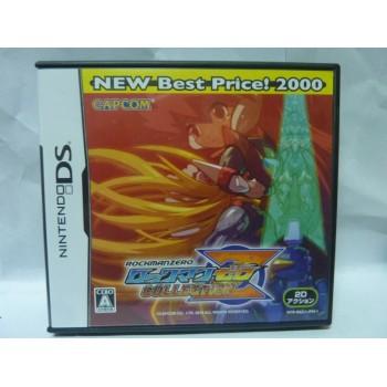 ROCKMAN ZERO COLLECTION (NEW Best Price! 2000)