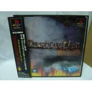 DESTRUCTION DERBY avec spincard Japan