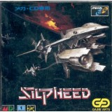 SILPHEED avec spin mega cd