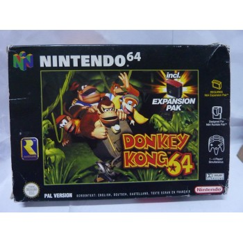DONKEY KONG 64 complet