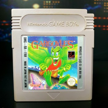 GARGOYLE'S QUEST gb (cart. seule) Fah