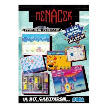 MENACER 6 Games Cartridge