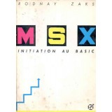 MSX INITIATION AU BASIC