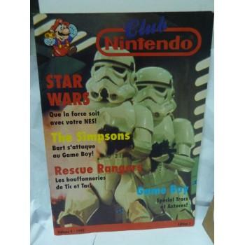 CLUB NINTENDO N° 4 Edition 1 1992