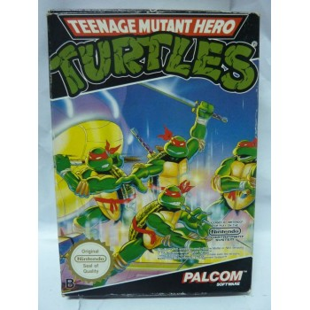 TEENAGE MUTANT HERO TURTLES fra (bon état)