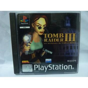 TOMB RAIDER III (1ère édition)