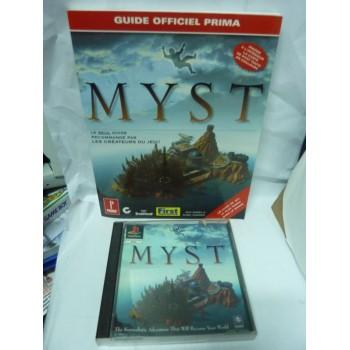 MYST avec guide