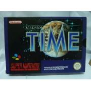 ILLUSION OF TIME (avec notice et cartes)