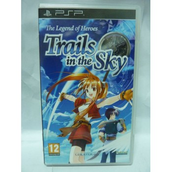 TRAILS IN THE SKY fra