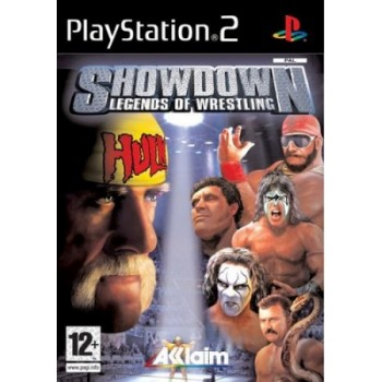 SHODOWN LEGENDS OF WRESTLING