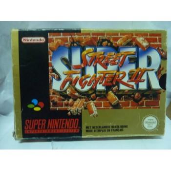 SUPER STREET FIGHTER 2 pal fah usé