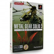 METAL GEAR SOLID 3 Subsistence Limited Edition Japan