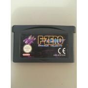 F-ZERO Maximum Velocity Pal (cart. seule)