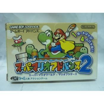 SUPER MARIO WORLD : SUPER MARIO ADVANCE 2 Jap