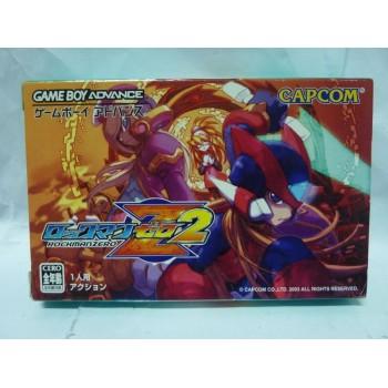 ROCKMAN ZERO 2 japan