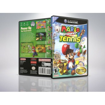 MARIO POWER TENNIS usa