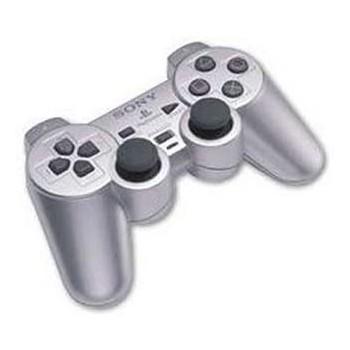 PAD PS2 Gris (très bon état) Sony officiel