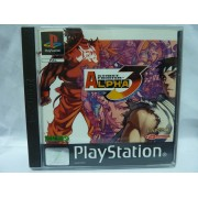 STREET FIGHTER ALPHA 3 pal (excellent état)