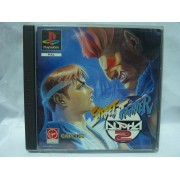 STREET FIGHTER ALPHA 2 ps pal