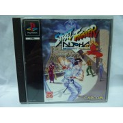 STREET FIGHTER ALPHA ps pal