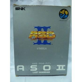 ASO II / ASO 2 (Alpha Mission 2)