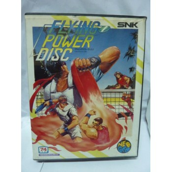FLYING POWER DISC aes Original (WINDJAMMERS)