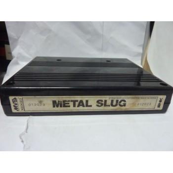 "METAL SLUG ""MVS"""