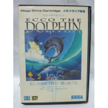 ECCO THE DOLPHIN jap