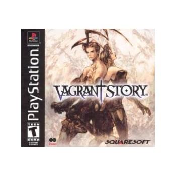 VAGRANT STORY us (très bon état)