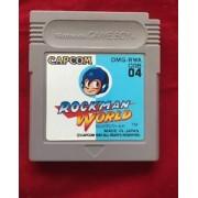 ROCKMAN WORLD (cart. seule)