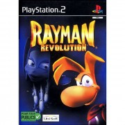 RAYMAN REVOLUTION (1ère édition)