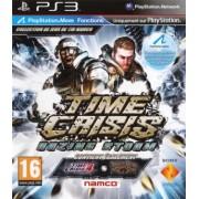TIME CRISIS Razing Storm plus Time Crisis 4