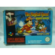THE MAGICAL QUEST MICKEY MOUSE Pal Fah Boite usée