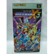 ROCKMAN X3 (très bon état)