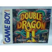 NOTICE DE DOUBLE DRAGON II Fah Game Boy