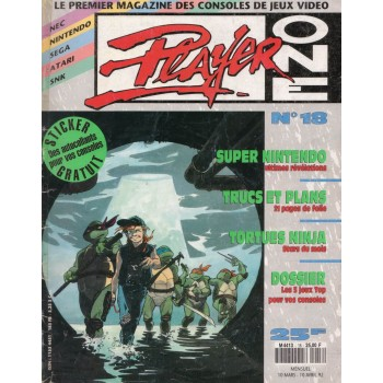 PLAYER ONE 18