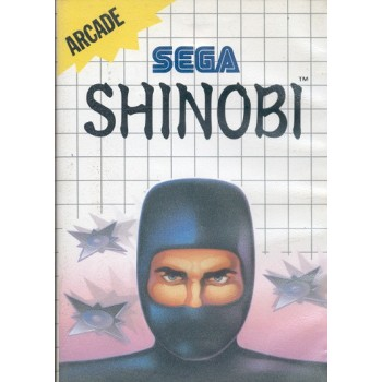 SHINOBI (sans notice)