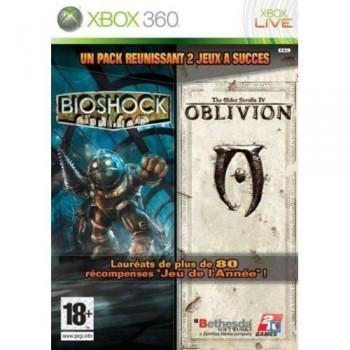 BIOSHOCK / The Elder Scrolls IV OBLIVION
