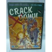 CRACK DOWN japan