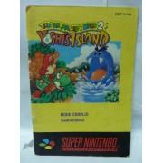 NOTICE DE YOSHI ISLAND Super Nintendo