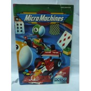 NOTICE DE MICRO MACHINES Fah