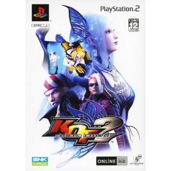 KING OF FIGHTERS MAXIMUM IMPACT 2 Box japan
