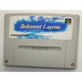 BAHAMUT LAGOON (cartouche seule)