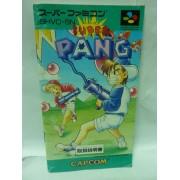 NOTICE DE SUPER PANG jap